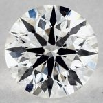 0.73 CARAT E-SI1 IDEAL CUT ROUND DIAMOND