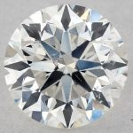 0.80 CARAT H-SI1 VERY GOOD CUT ROUND DIAMOND