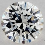 0.96 CARAT H-VS1 EXCELLENT CUT ROUND DIAMOND