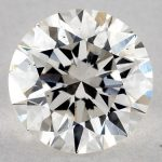 1.11 CARAT G-VS2 EXCELLENT CUT ROUND DIAMOND