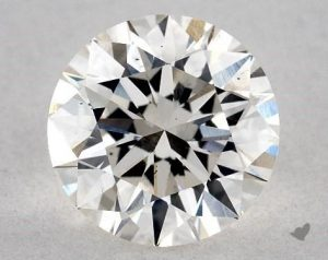 1.11 CARAT G-VS2 EXCELLENT CUT ROUND DIAMOND