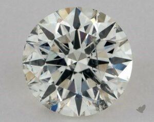1.16 CARAT I-SI2 EXCELLENT CUT ROUND DIAMOND