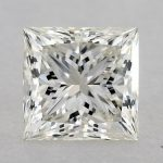 1.30 CARAT I-VS2 IDEAL CUT PRINCESS DIAMOND