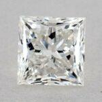 1.33 CARAT H-VS2 IDEAL CUT PRINCESS DIAMOND