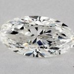 1.35 CARAT F-SI1 MARQUISE CUT DIAMOND