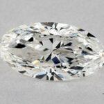 1.35 CARAT F-SI1 MARQUISE CUT DIAMOND