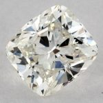 1.70 CARAT J-VS2 CUSHION MODIFIED CUT DIAMOND