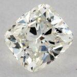 1.70 CARAT J-VS2 CUSHION MODIFIED CUT DIAMOND