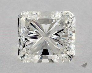 2.01 CARAT H-VS2 RADIANT CUT DIAMOND