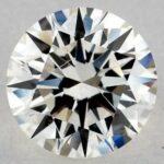 1.20 CARAT I-SI1 EXCELLENT CUT ROUND DIAMOND