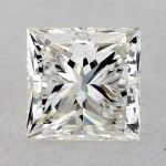 1.22 CARAT H-VS1 IDEAL CUT PRINCESS DIAMOND