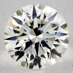 1.32 CARAT H-SI1 IDEAL CUT ROUND DIAMOND