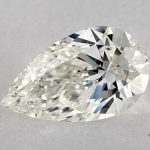 2.01 CARAT H-VS2 PEAR SHAPE DIAMOND