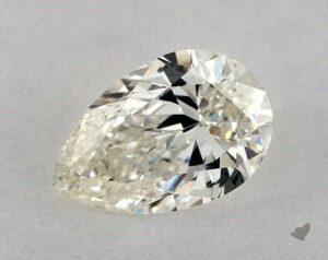 2.01 CARAT I-VS1 PEAR SHAPE DIAMOND