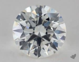 1.55 CARAT H-VS2 EXCELLENT CUT ROUND DIAMOND