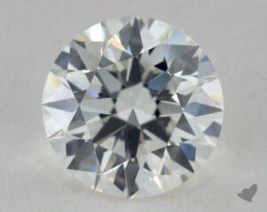 1.55 CARAT H-VS2 EXCELLENT CUT ROUND DIAMOND