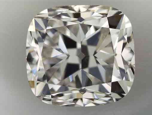 1.2 carat GIA G-SI1 Cushion diamond