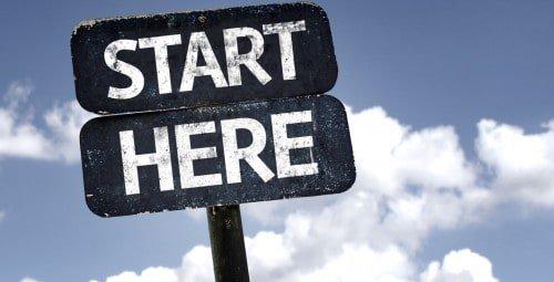 Start Here - Diamonds Guide