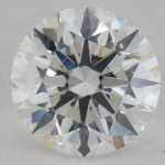1.00 CARAT H-SI1 EXCELLENT CUT ROUND DIAMOND