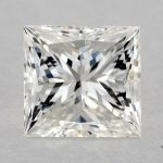 1.10 CARAT H-SI1 VERY GOOD CUT PRINCESS DIAMOND