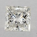 1.30 CARAT H-VS2 IDEAL CUT PRINCESS DIAMOND