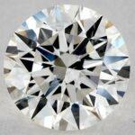 1.40 CARAT H-SI1 EXCELLENT CUT ROUND DIAMOND