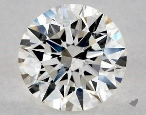 1.40 CARAT H-SI1 EXCELLENT CUT ROUND DIAMOND