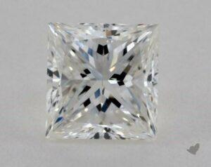 1.07 CARAT G-VS2 IDEAL CUT PRINCESS DIAMOND
