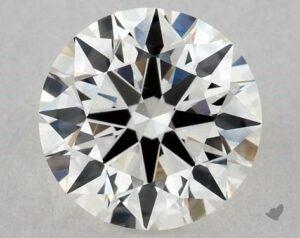 1.15 CARAT H-VS2 EXCELLENT CUT ROUND DIAMOND