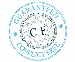 Conflict Free Diamond Logo
