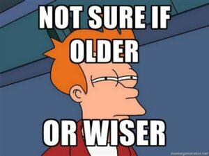 Is Older Better?