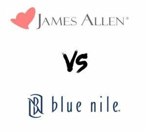 JamesAllen Vs Blue Nile