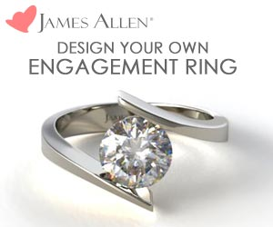 James Allen Design Ring