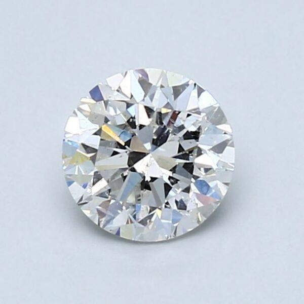Diamond with twinning wisps inclusions