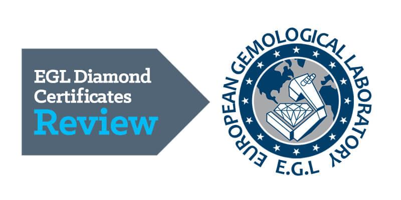 EGL Diamonds Certificates