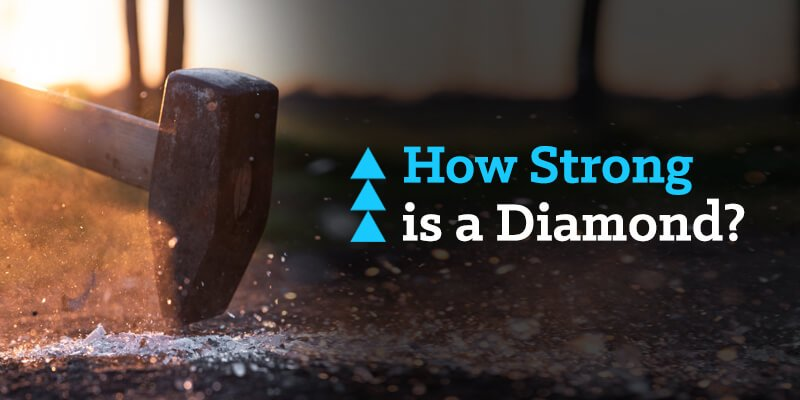 how strong is a diamond