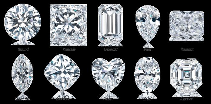 Diamonds Shapes