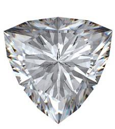 Trillion Shape Diamond
