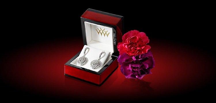 Whiteflash Earring Box