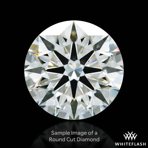 Whiteflash diamond Sample Image