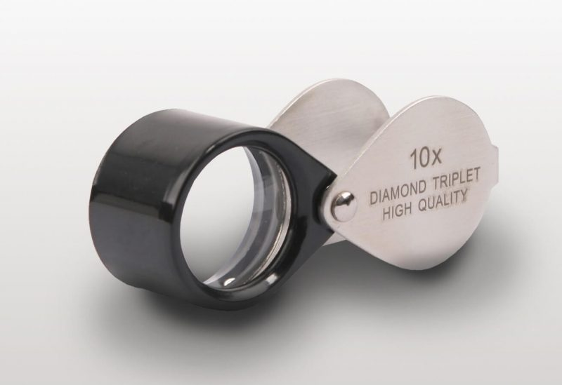 Diamond Loupe 10x