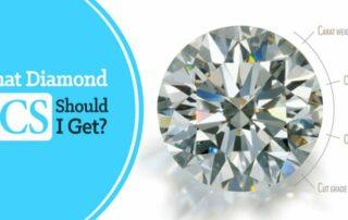what diamond 4CS